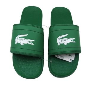 d51cdf7b6c17d Lacoste Shoes - Lacoste Fraisier Platform Slides Sandal NEW